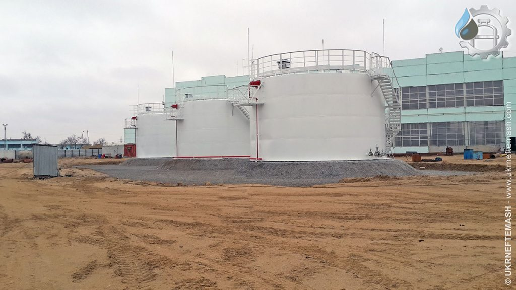mini refineries construction