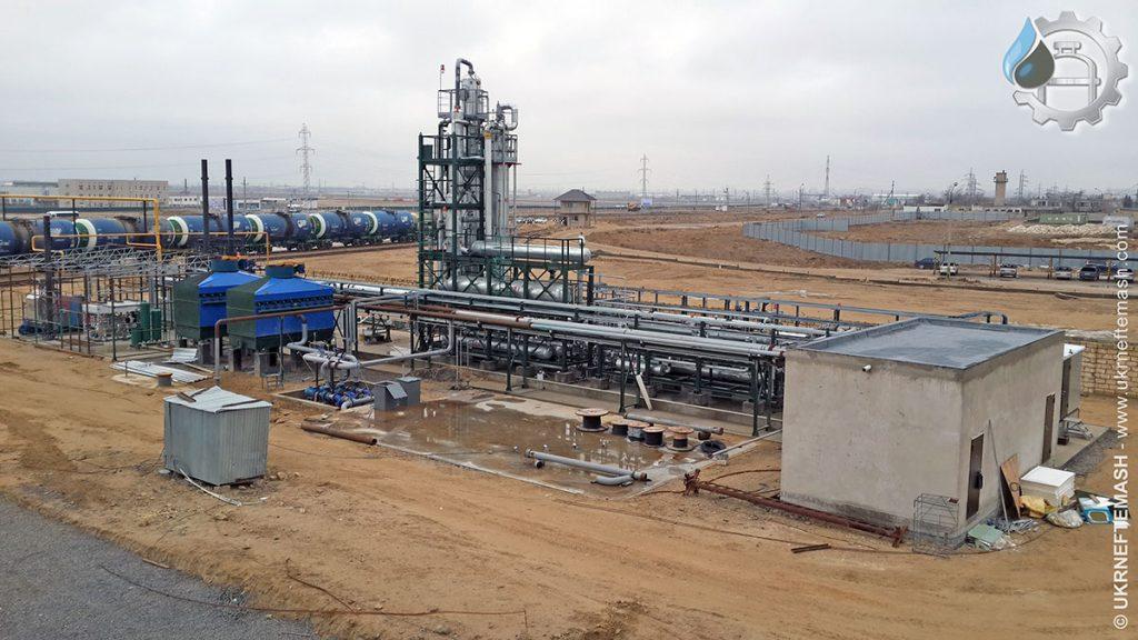 mini refinery in Kazahstan