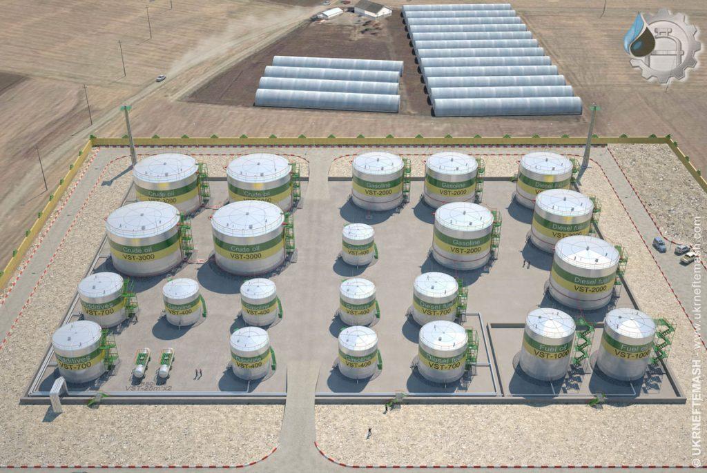 modern modular refinery iraq
