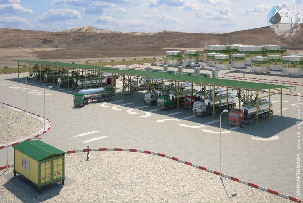 modular refinery Iraq-2016
