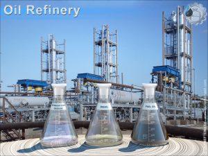 oil&gas refinery